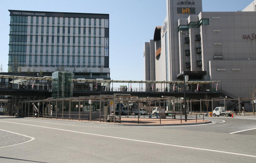 姫路駅北駅前広場