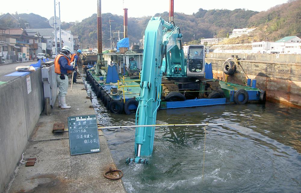 家島漁港海岸保全設備整備