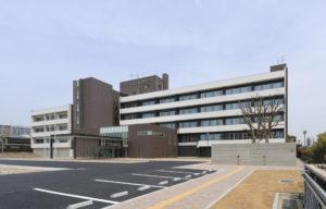 姫路総合庁舎玄関ホール棟外建築工事